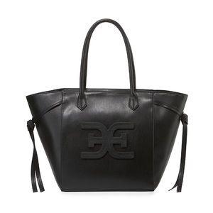 Sam Edelman 'Eleanor' Vegan Leather Shoulder Bag